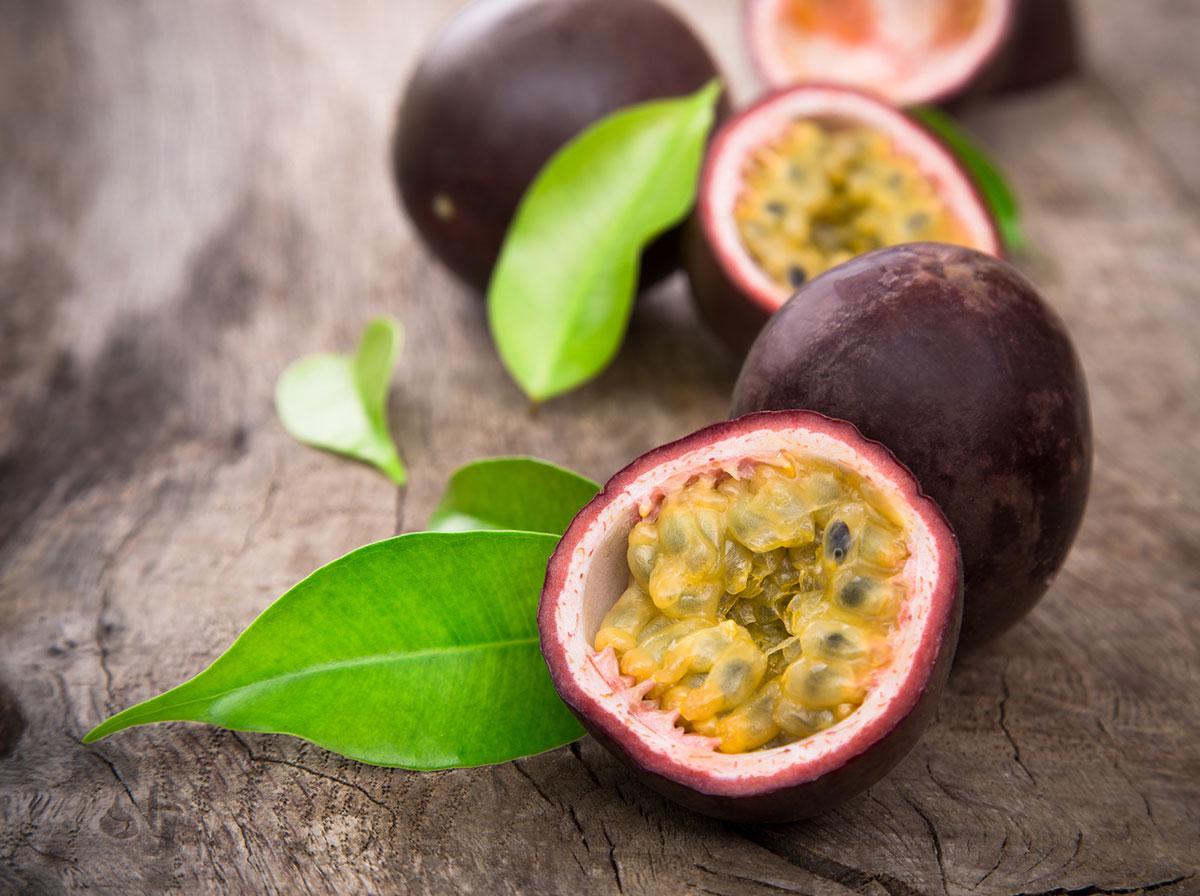 Maracuja, passion fruit