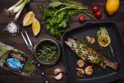 Titbit BBQ čerstvé bylinky na ryby