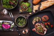 Titbit BBQ čerstvé bylinky na steaky a špízy
