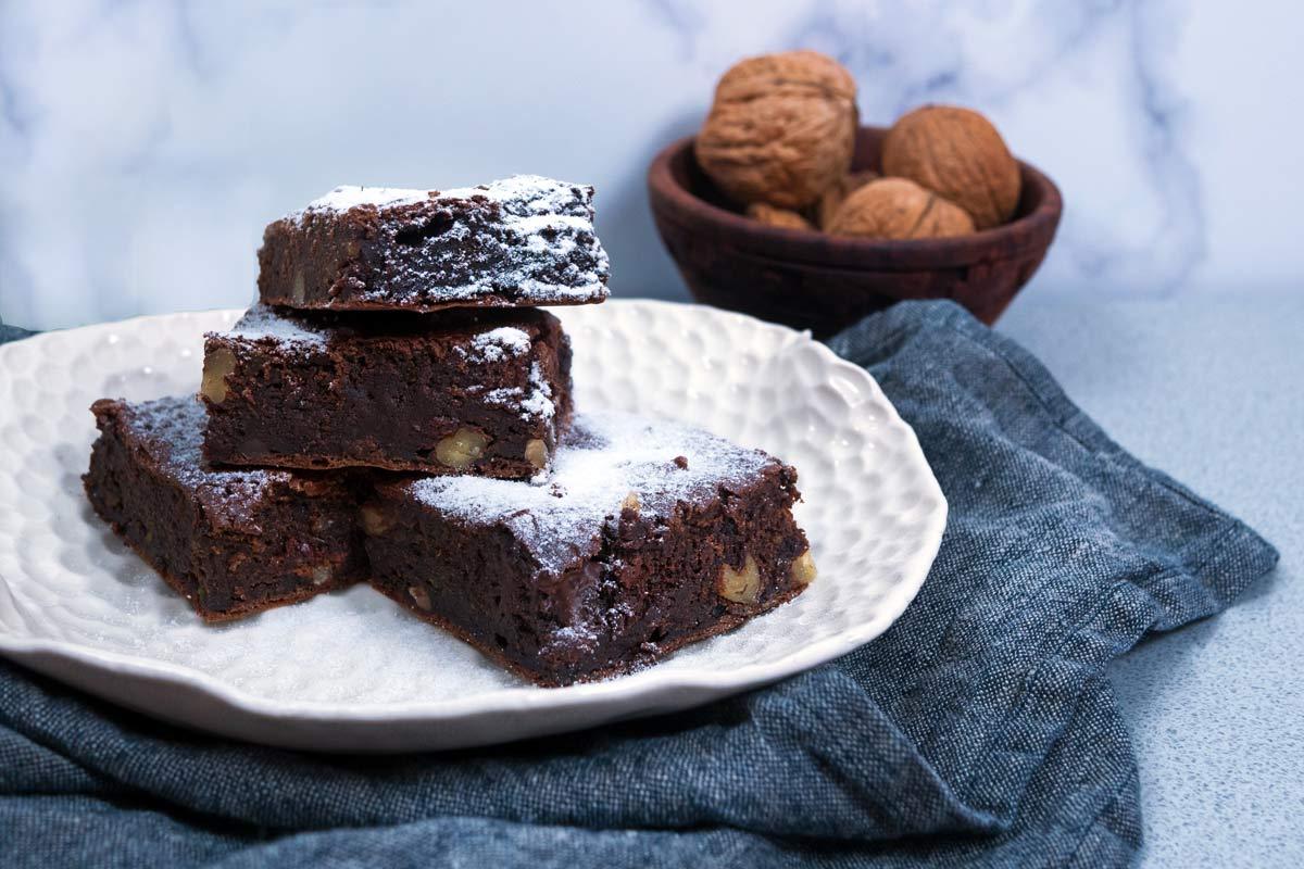 Brownies z avokáda Titbit