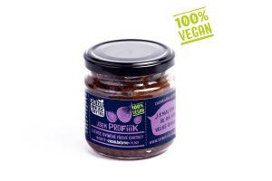 Titbit Beze zbytku - Fíkové chutney vegan
