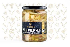 Wild Wild Veg Windsor – nakládaná zelenina