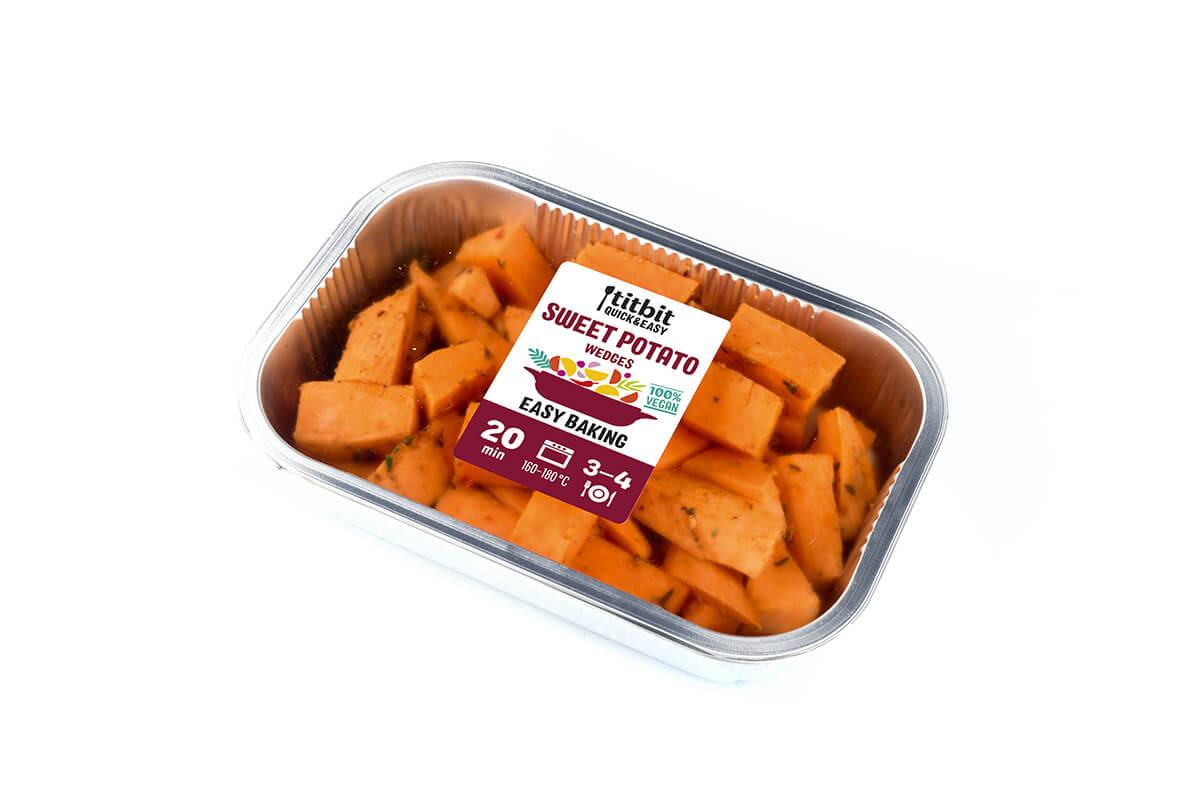 Titbit Quick&Easy Sweet Potato – batátový mix